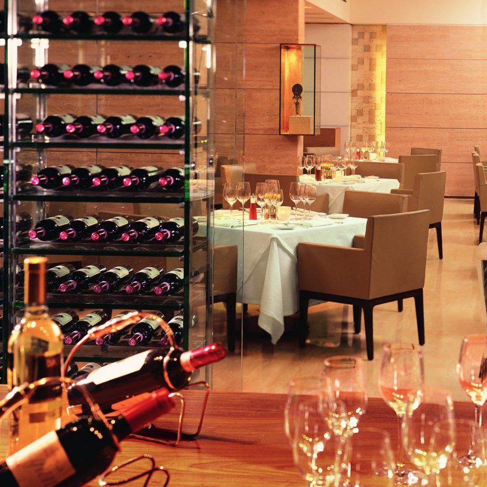 Bar Dining Drink Eat Luxury Modern restaurant function hall basement