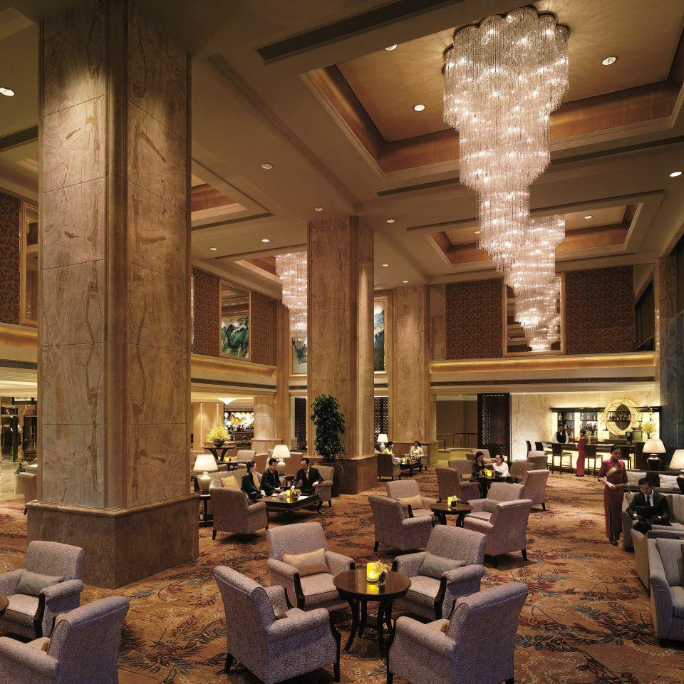 Bar Dining Drink Eat Elegant Hip Lobby lighting home function hall living room restaurant ballroom