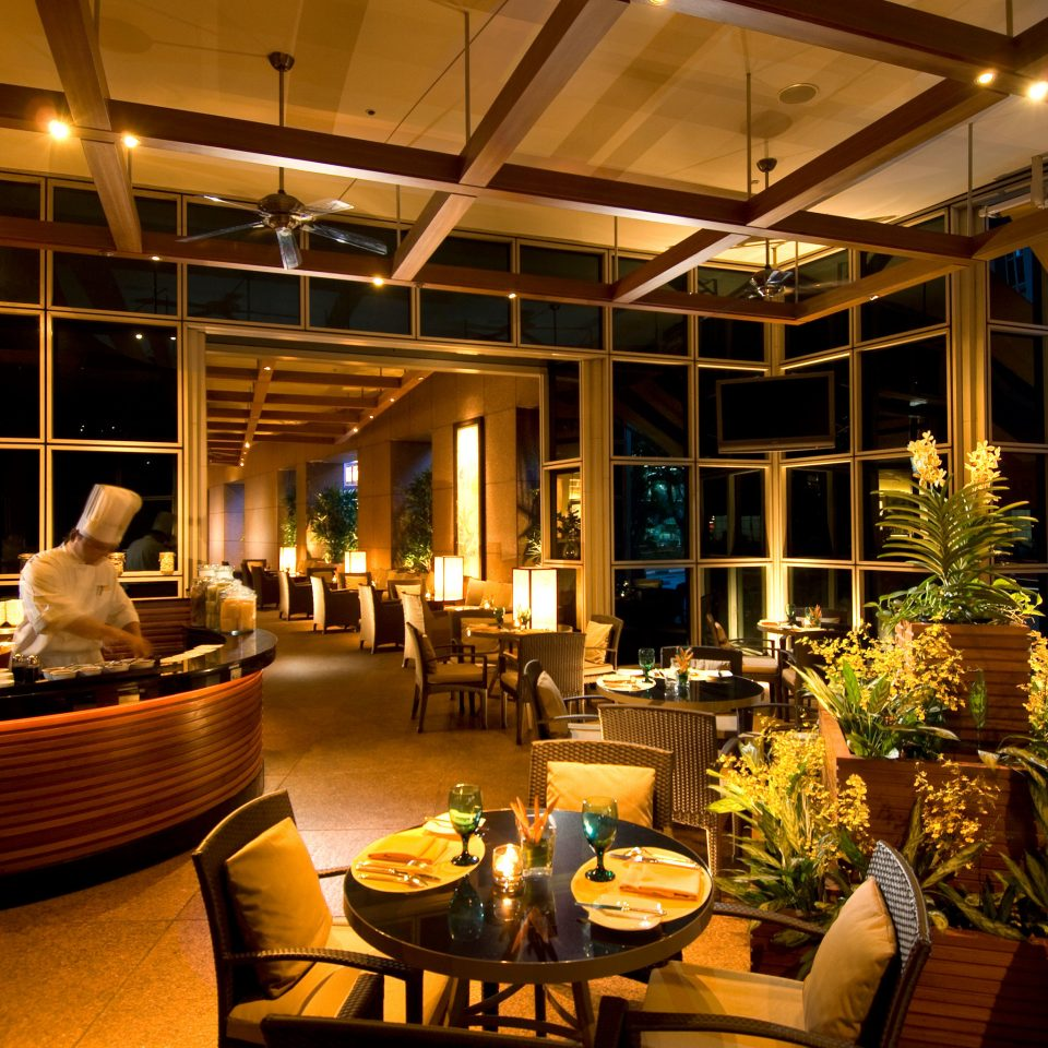 Bar Dining Drink Eat Hip Luxury Modern Romantic Lobby restaurant Resort home