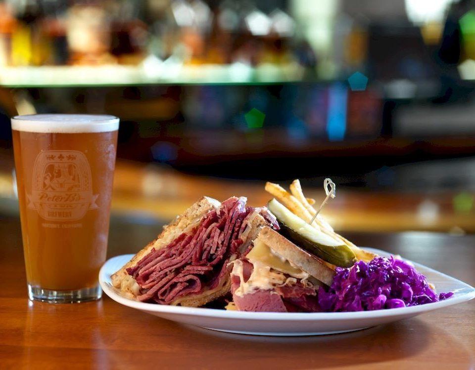 Bar Dining Drink Eat Elegant food plate cup restaurant lunch sense cuisine brunch meat snack food