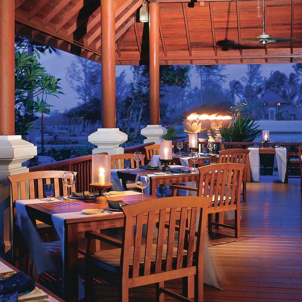 Bar Dining Drink Eat Luxury Romantic chair restaurant wooden Resort home