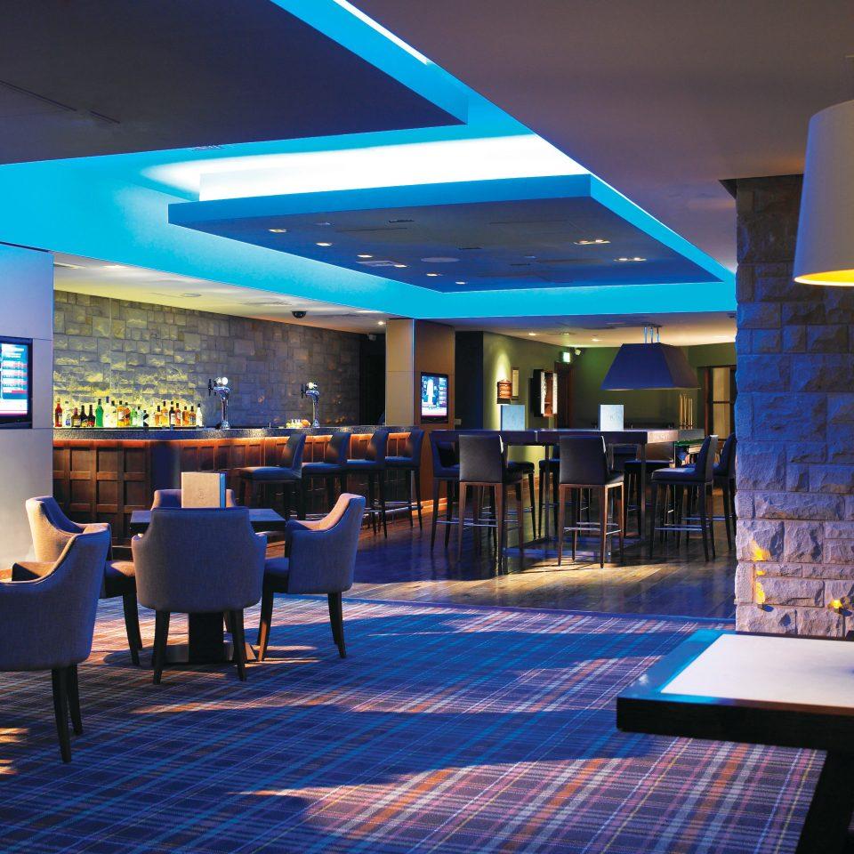 Bar Dining Drink Eat Hip Luxury Modern Lobby restaurant lighting function hall convention center