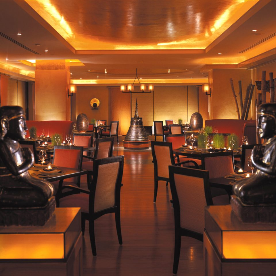 Dining Drink Eat Modern function hall Lobby restaurant conference hall ballroom Bar