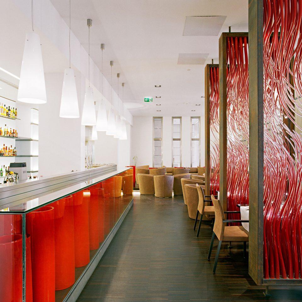 Bar Dining Drink Eat Luxury Modern Lobby auditorium restaurant hall conference hall