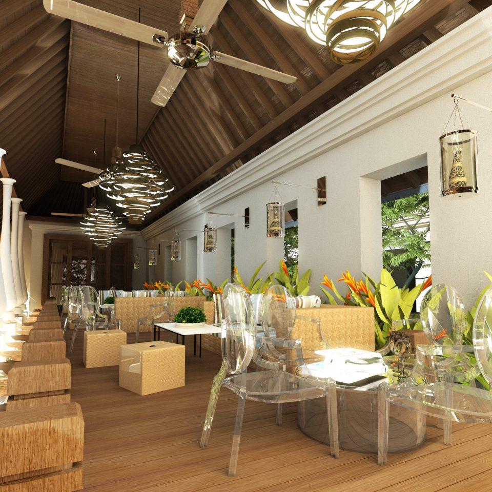 Bar Dining Drink Eat Luxury Modern restaurant Lobby function hall counter