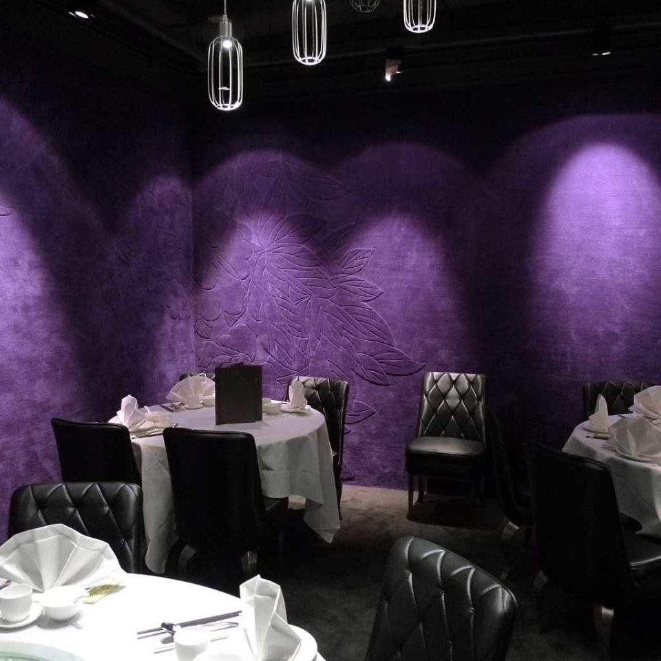 Bar Dining Drink Eat Lounge Luxury Modern color lighting restaurant colored