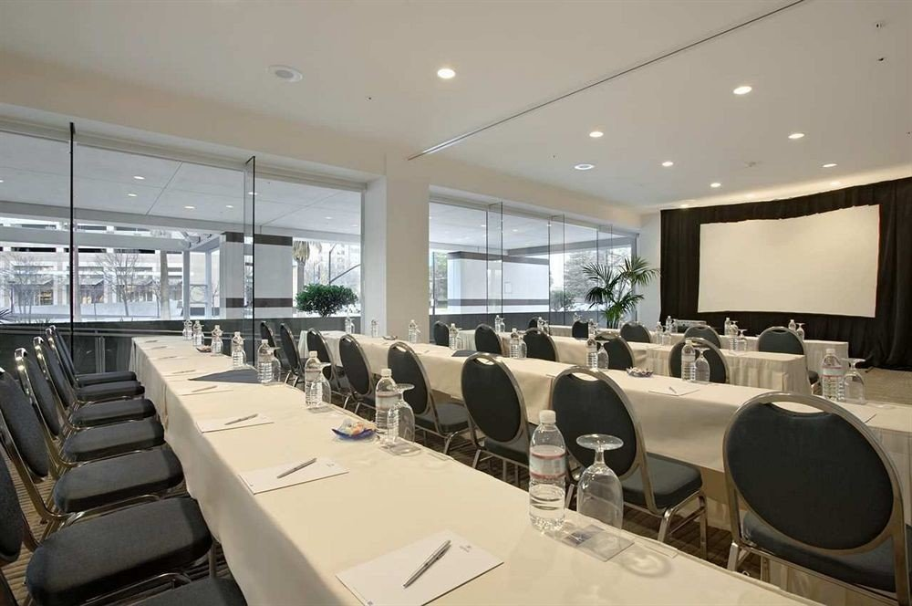 Bar Dining Drink Eat Modern property conference hall convention center function hall condominium conference room