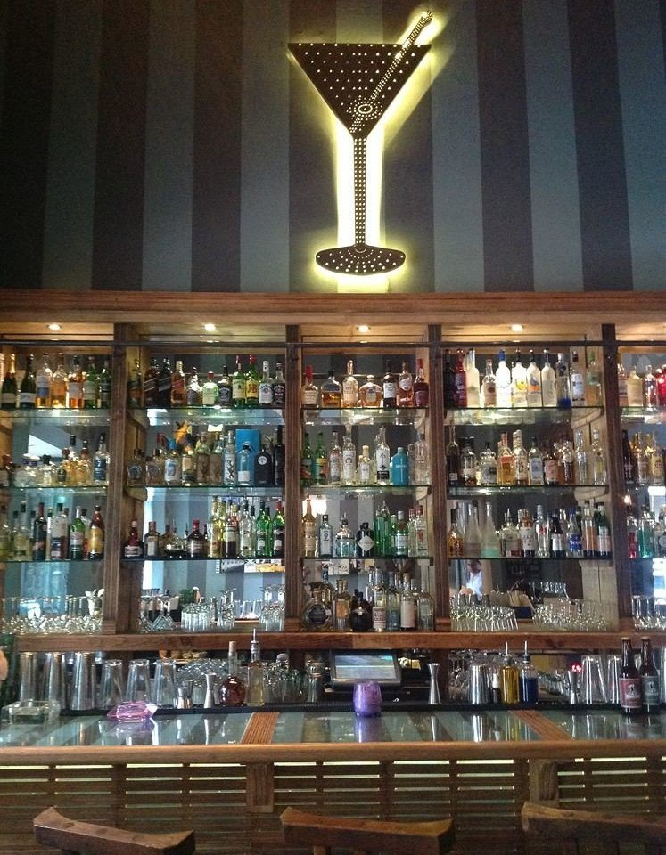 Bar Dining Drink Eat Hip Luxury Modern shelf building wooden retail Shop