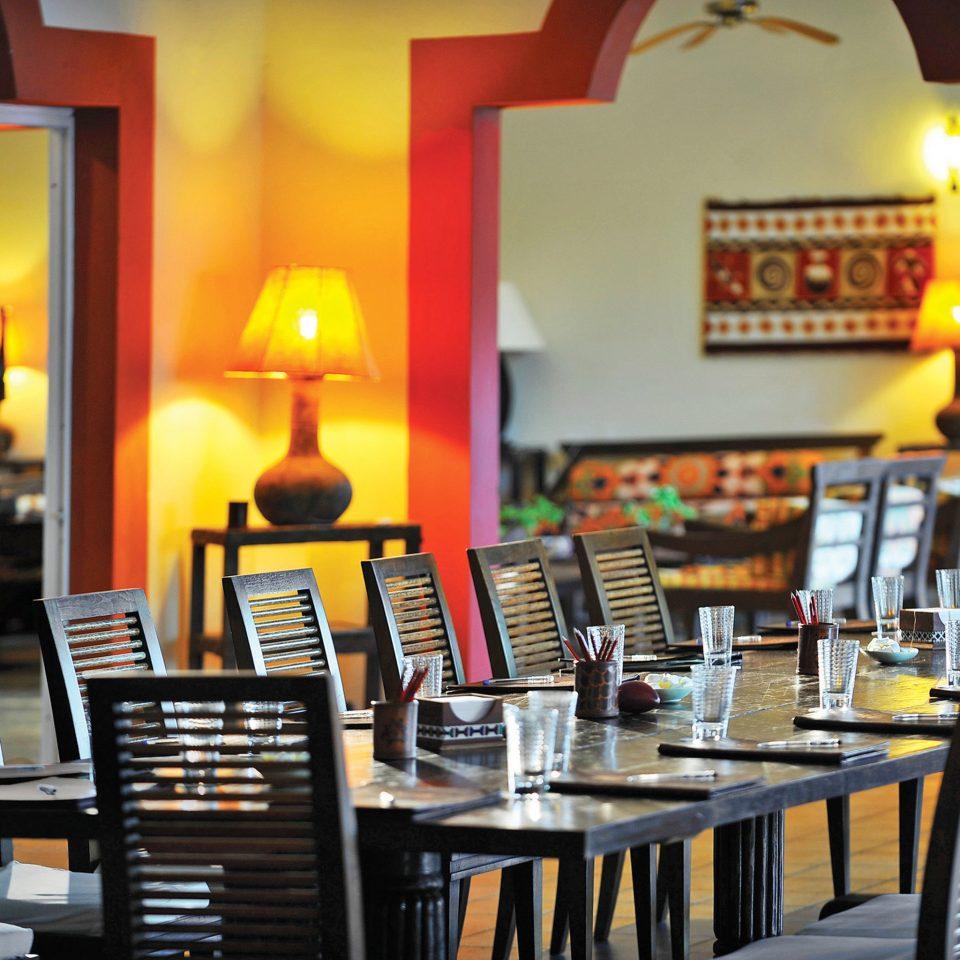 Dining Drink Eat Resort chair restaurant Bar set dining table