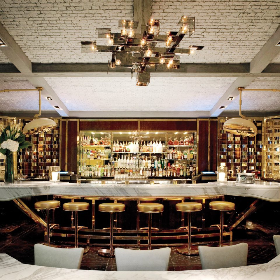 Bar Dining Drink Eat Luxury Modern restaurant lighting Lobby counter