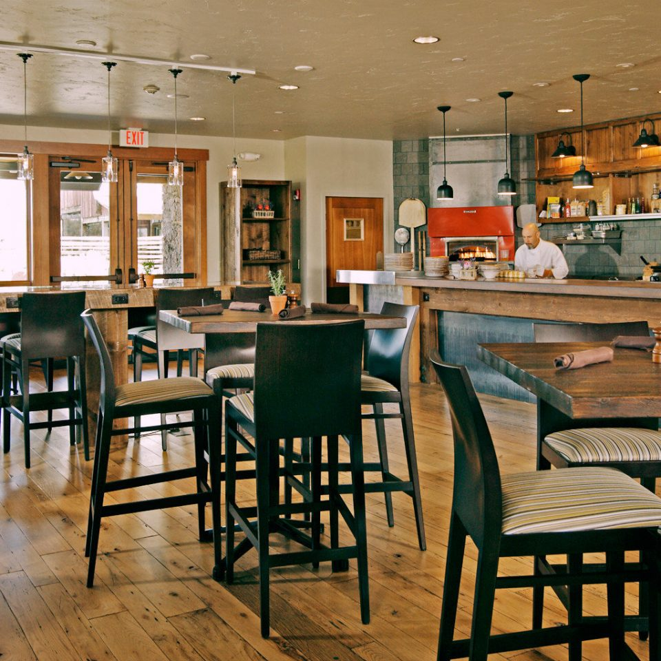 Bar Dining Drink Eat Ranch Rustic chair restaurant Kitchen cafeteria café coffeehouse