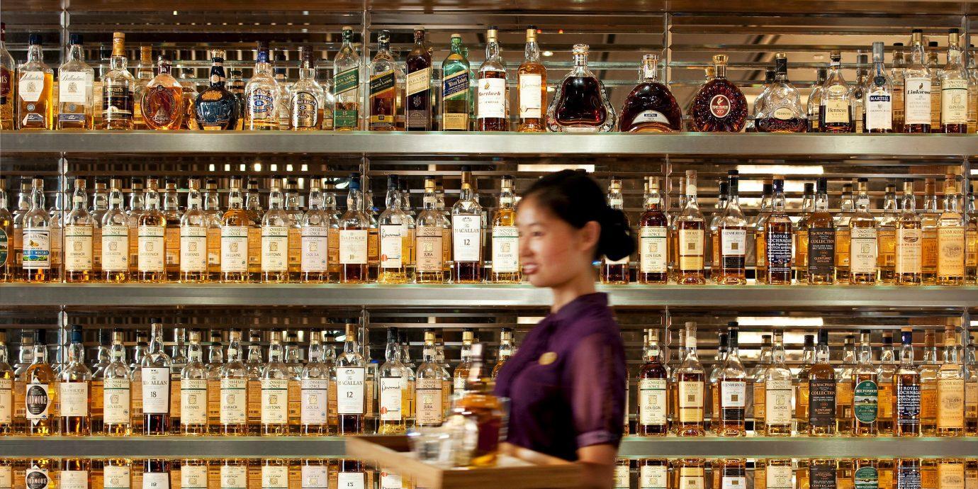 Dining Drink Eat Elegant Honeymoon Luxury Romance shelf grocery store scene liquor store building store delicatessen Bar retail Shop