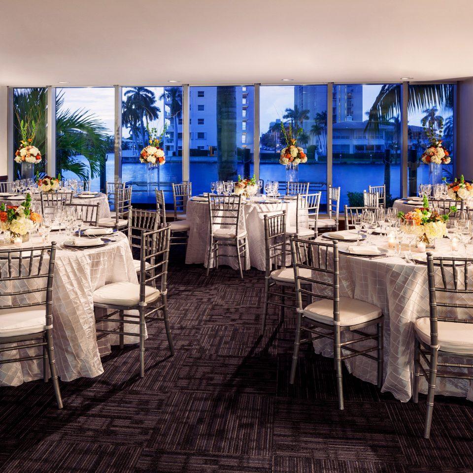Bar Dining Drink Eat Luxury Modern chair scene function hall restaurant wedding ceremony wedding reception rehearsal dinner ballroom banquet