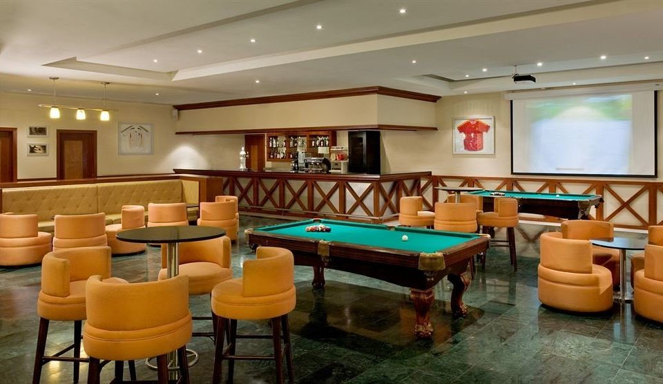 Bar Dining Drink Eat Hip Modern recreation room billiard room chair conference hall function hall classroom games