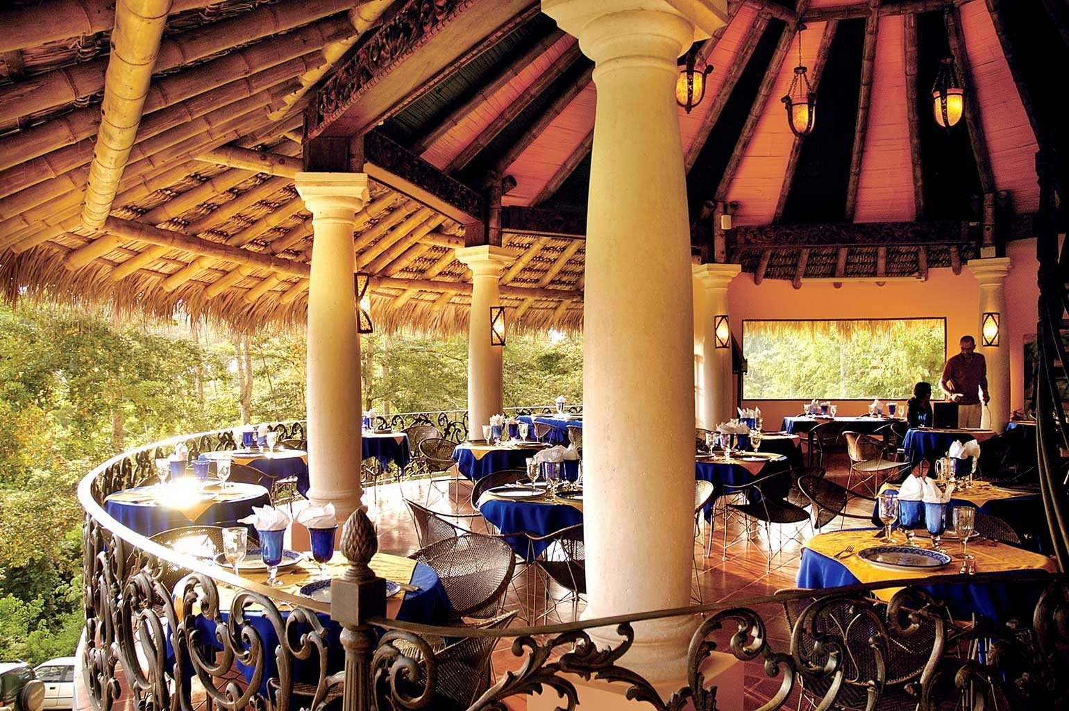 Bar Dining Drink Eat Lounge Scenic views Tropical restaurant