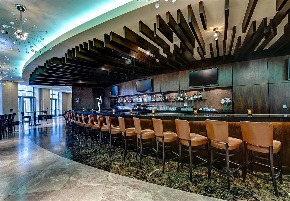 Bar Dining Drink Eat Luxury Modern chair Lobby auditorium function hall convention center restaurant ballroom