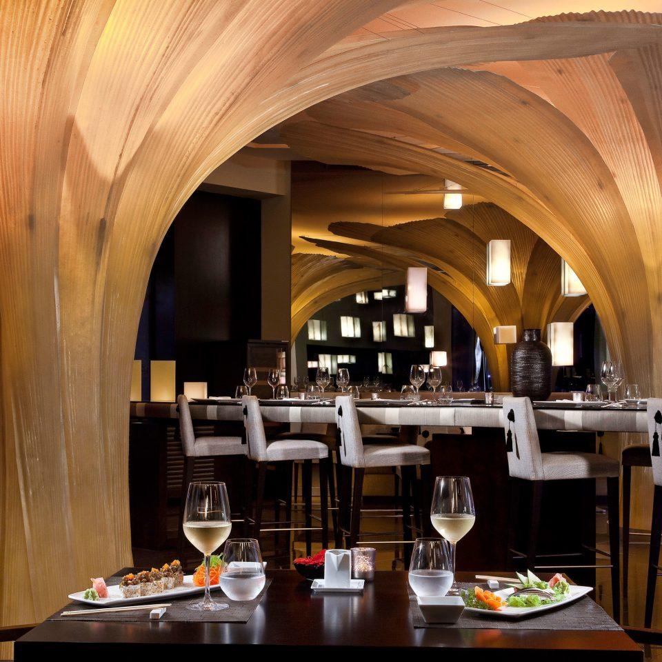 Bar Dining Drink Eat Hip Luxury chair restaurant function hall Resort set