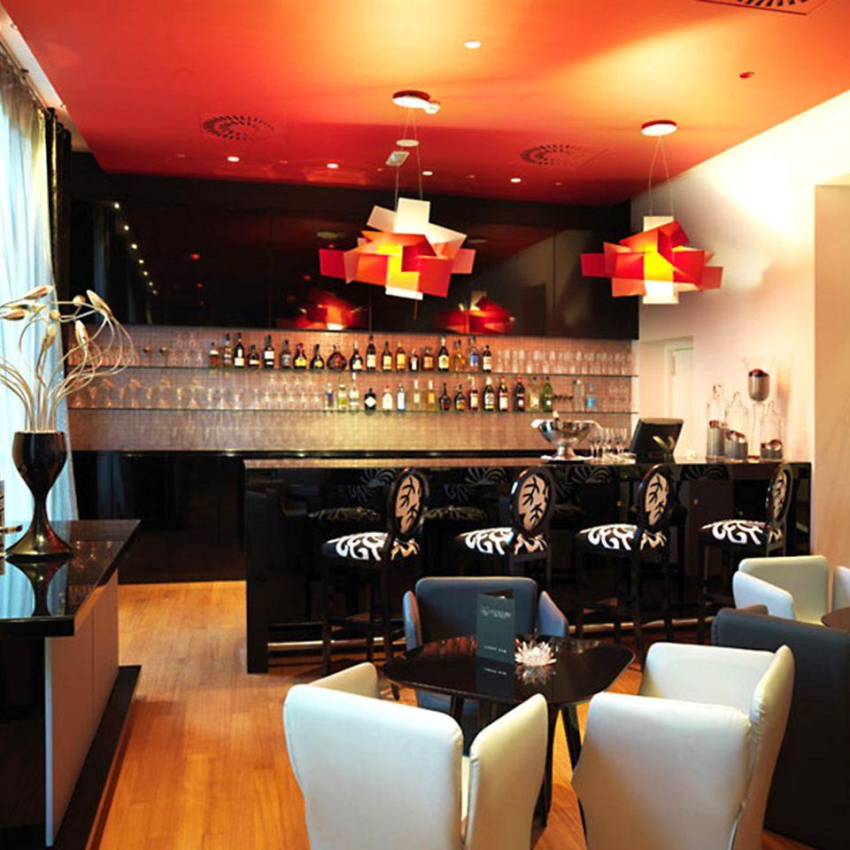 Bar Dining Drink Eat Luxury Modern restaurant café function hall