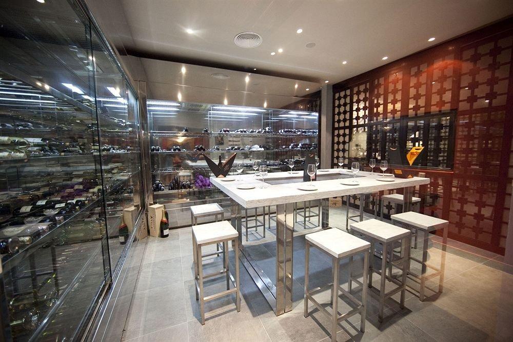 Bar Dining Drink Eat Hip Luxury building restaurant platform retail