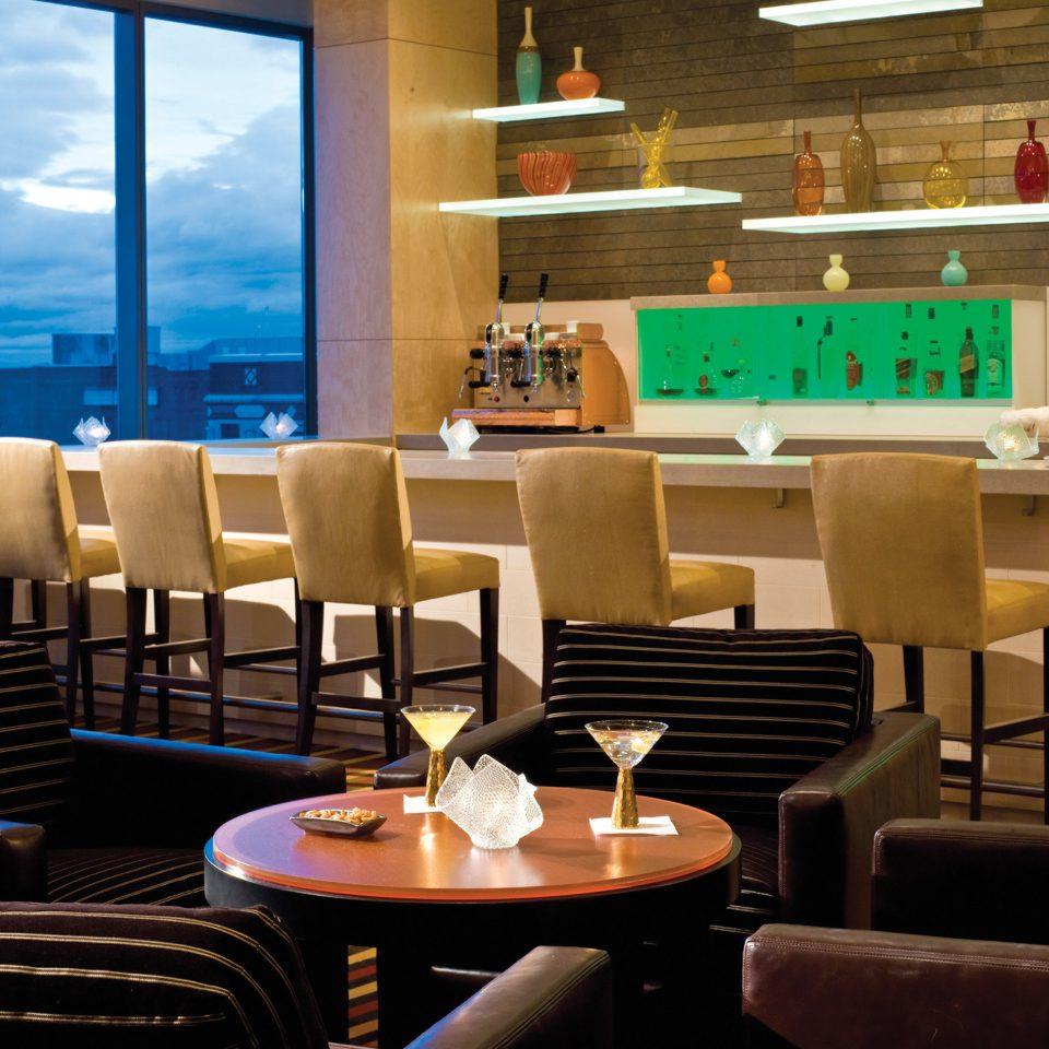 Bar Dining Drink Eat Elegant Lounge Modern chair restaurant café conference hall