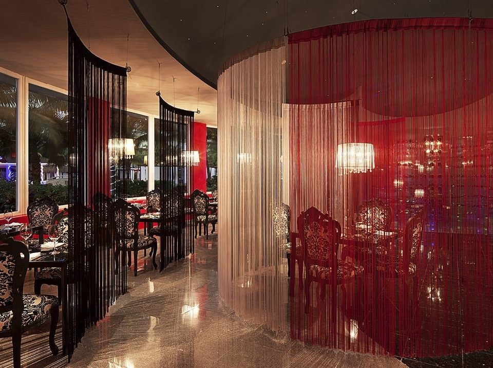 Bar Dining Drink Eat Hip Kitchen Lounge Luxury Modern red restaurant door