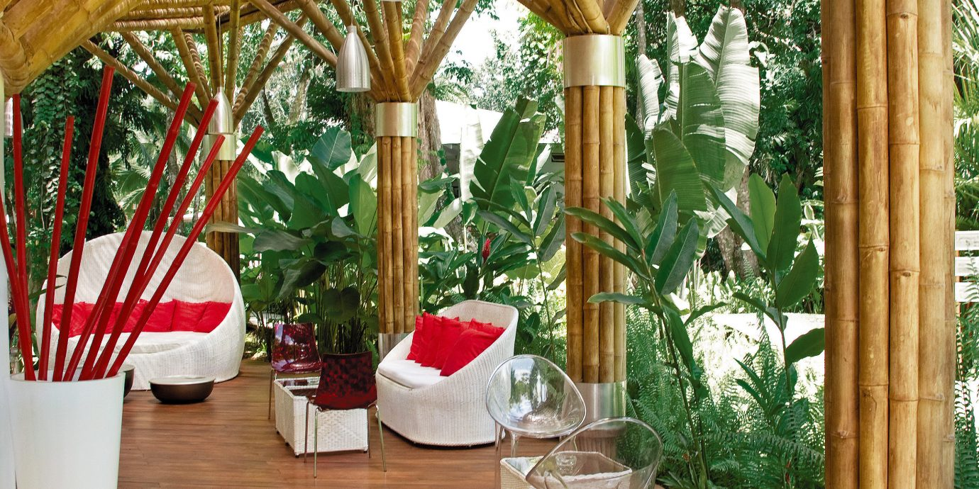 Bar Dining Drink Eat Luxury Tropical outdoor structure porch