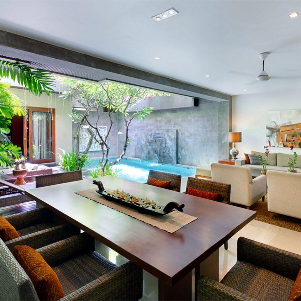 Bar Dining Drink Eat Luxury property living room condominium home Villa cottage Suite