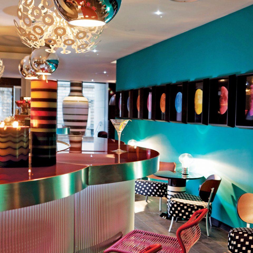 Dining Drink Eat Hip Modern restaurant Bar function hall