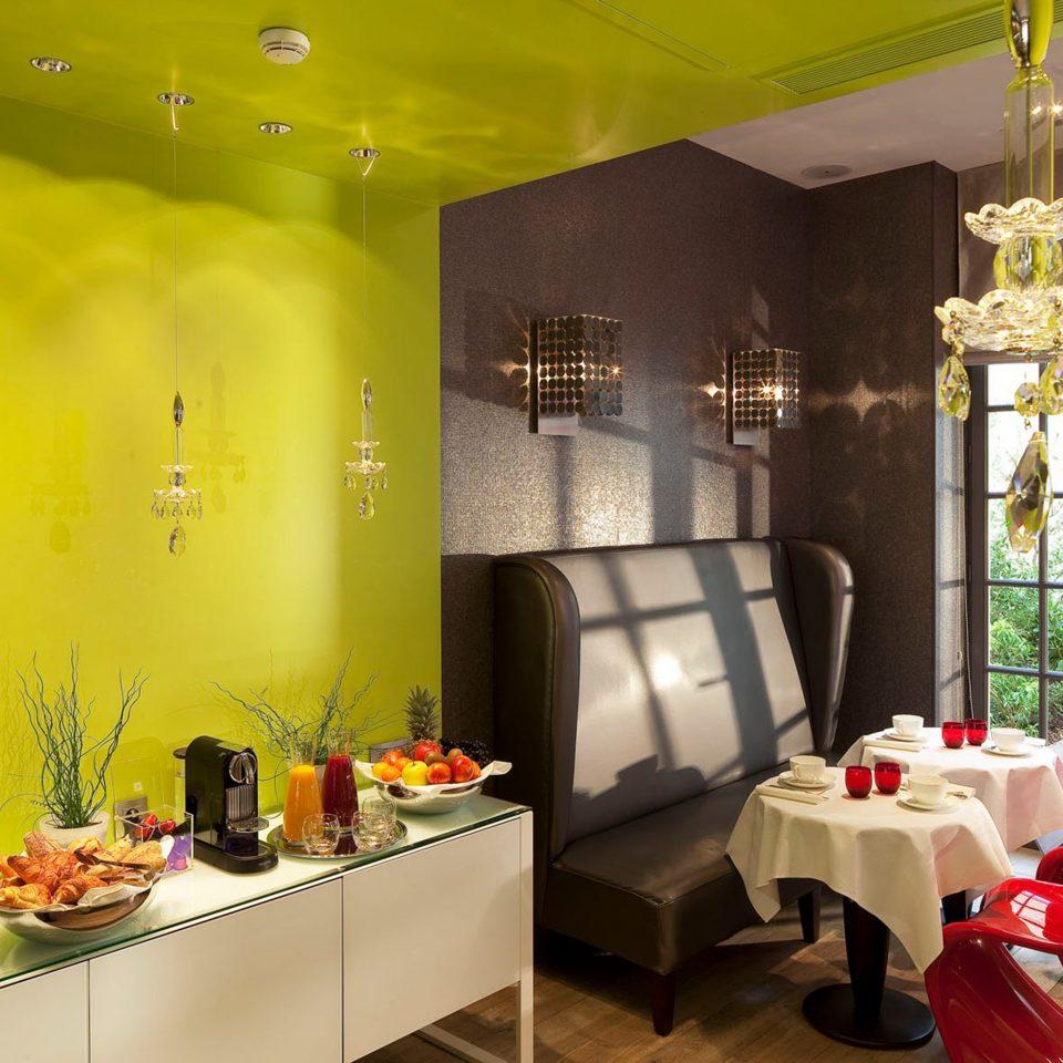 Bar Dining Drink Eat Luxury Modern Romantic restaurant floristry living room