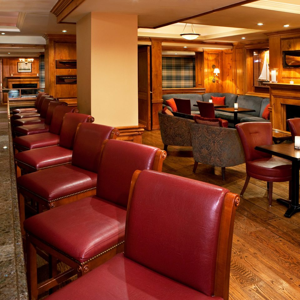 Bar Dining Drink Eat Modern Lobby recreation room living room leather