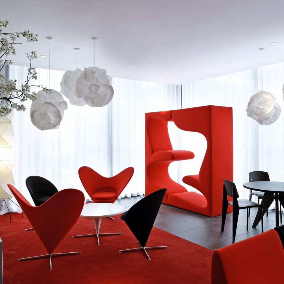 Bar Dining Drink Eat Hip Kitchen Modern chair color red modern art living room brand set