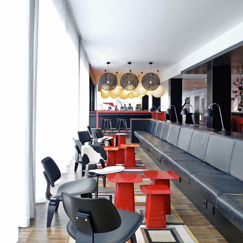 Bar Dining Drink Eat Hip Kitchen Modern structure sport venue