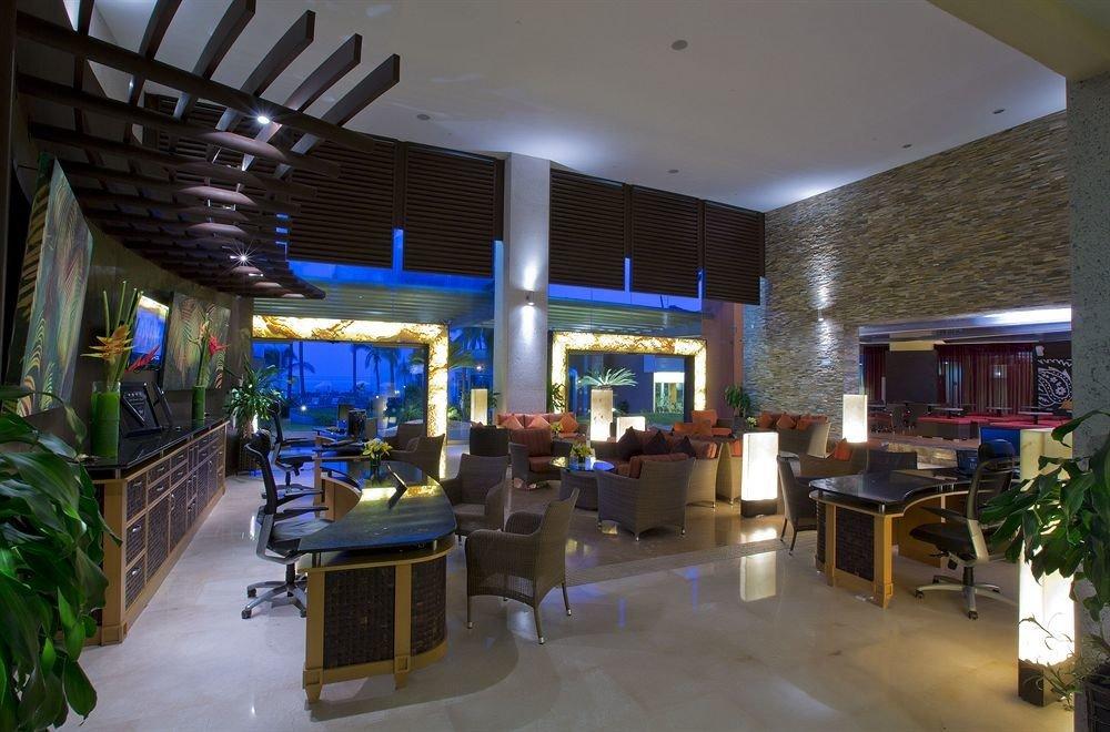 Bar Dining Drink Eat Luxury Modern Romantic building restaurant Lobby Resort