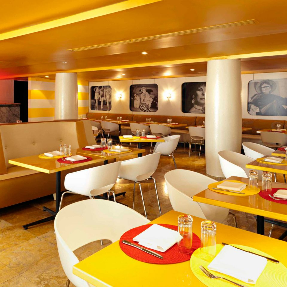 Bar Dining Drink Eat Hip Luxury Modern restaurant function hall fast food fast food restaurant conference hall café