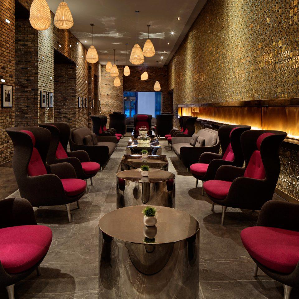 Bar Dining Drink Eat Modern sofa chair Lobby restaurant living room function hall