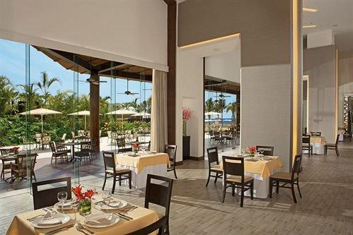 Bar Dining Drink Eat Elegant Hip Luxury Scenic views chair property restaurant condominium Resort Villa dining table