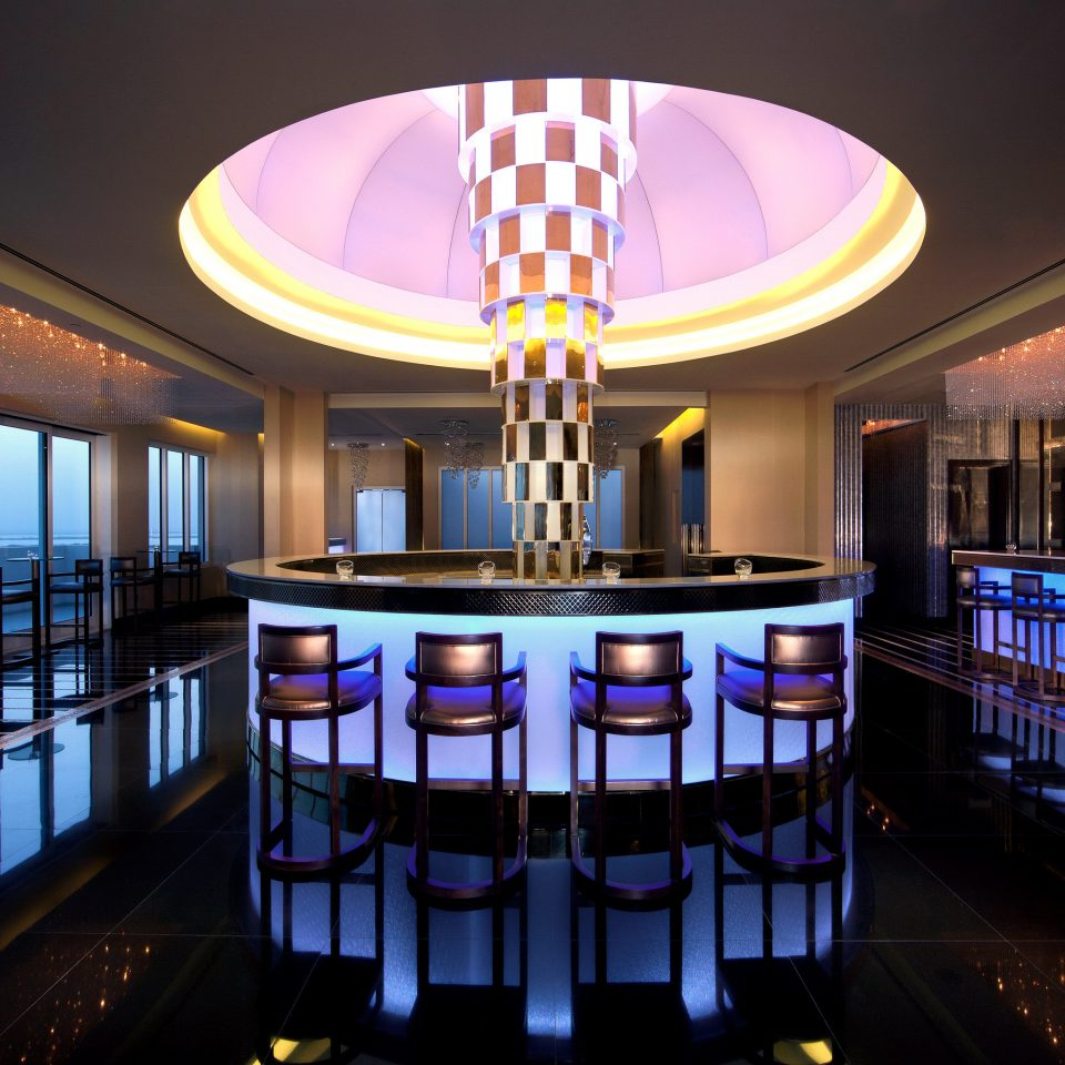 Bar Dining Drink Eat Hip Luxury chair function hall restaurant Resort