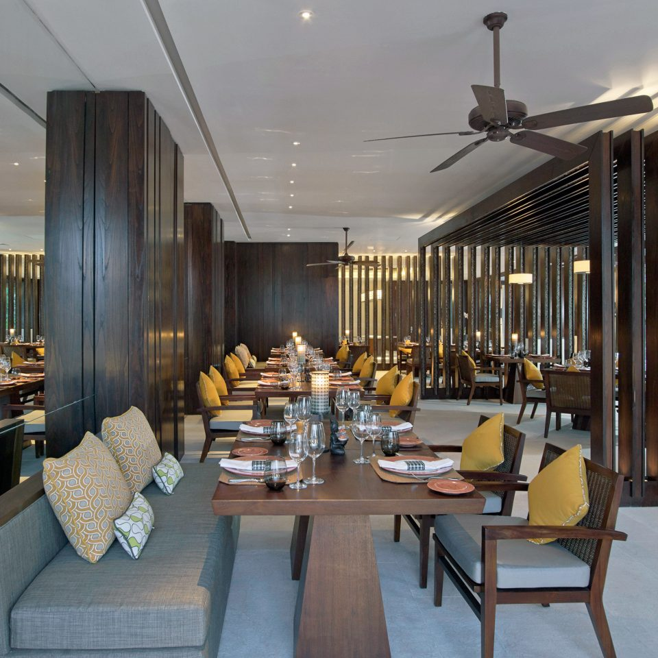 Bar Dining Drink Eat Luxury Modern property chair restaurant condominium Resort Villa