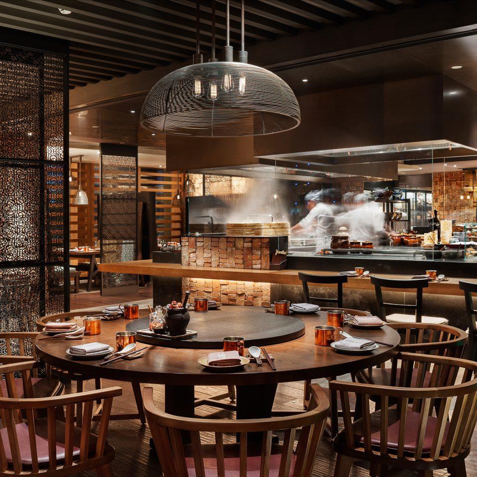 Bar Dining Drink Eat Hip Modern lighting restaurant home Winery cooking