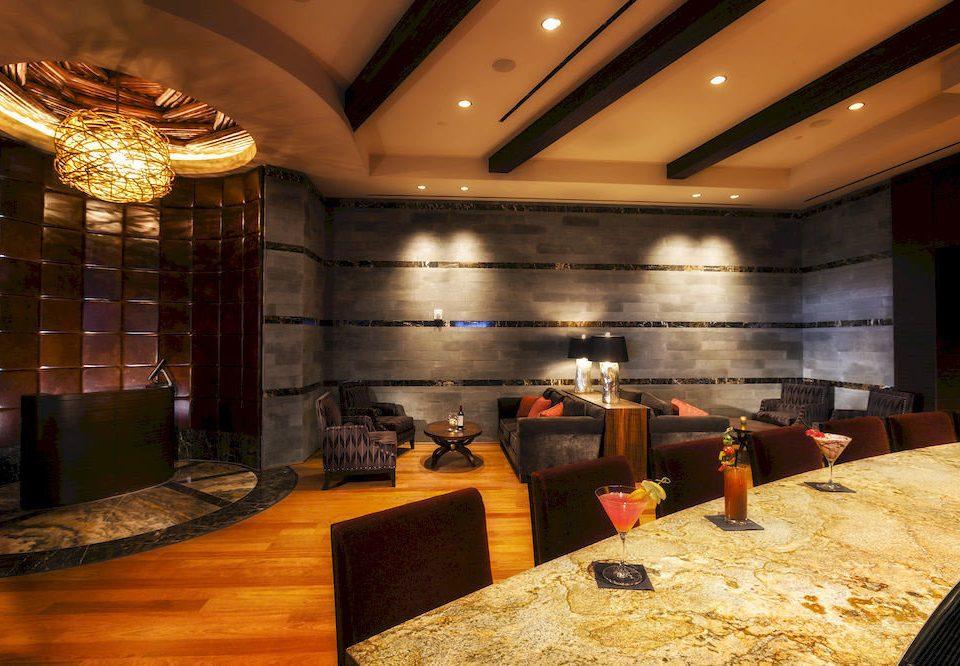 Bar Dining Drink Eat Hip Modern Nightlife Lobby auditorium restaurant