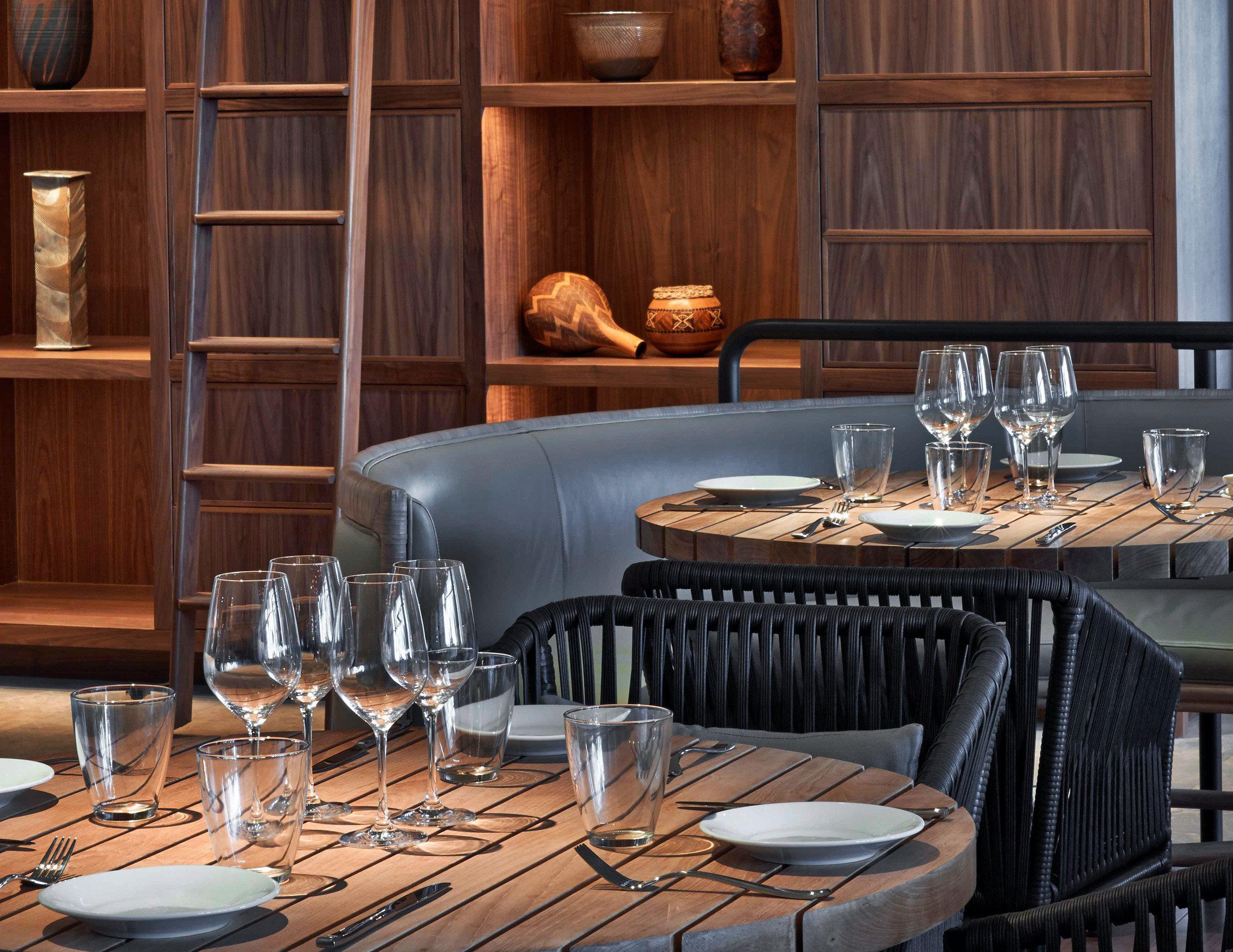 Dining Drink Eat Honeymoon Luxury Romance Romantic wooden restaurant home living room Bar
