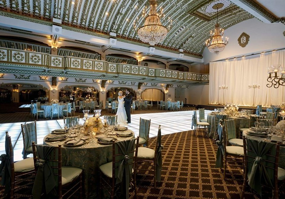 Bar Dining Drink Eat Elegant chair function hall restaurant palace Lobby ballroom convention center