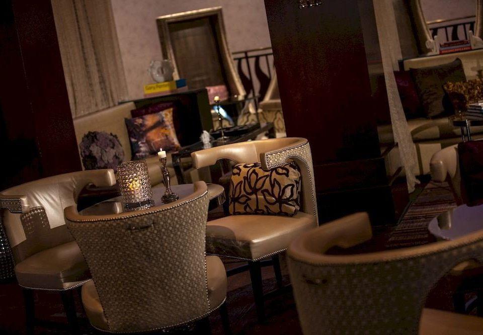 Bar Dining Drink Eat Hip Luxury Modern chair restaurant dining table