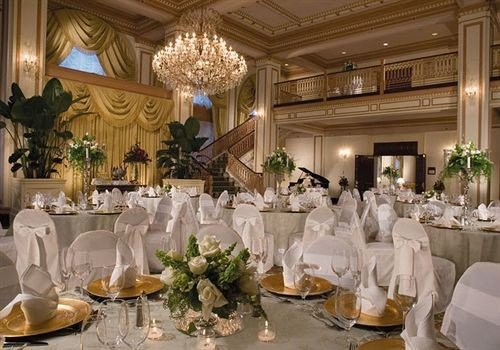 Bar Dining Drink Eat Hip Luxury function hall banquet wedding wedding reception ceremony ballroom centrepiece Party floristry flower arranging fancy dining table