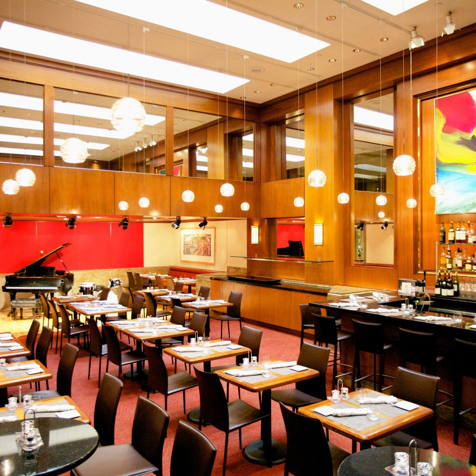 Bar Dining Drink Eat Modern restaurant café function hall food court cafeteria