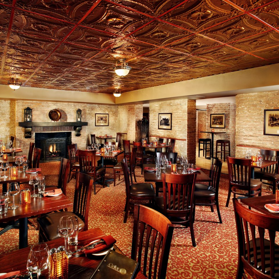 Dining Drink Eat Elegant Historic chair restaurant café Bar dining table