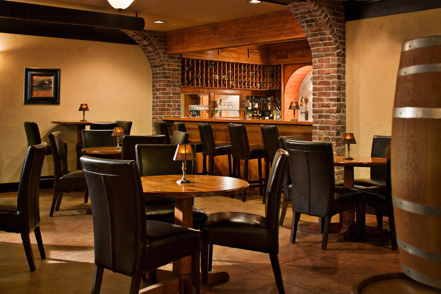 Dining Drink Eat Rustic chair restaurant café Bar dining table
