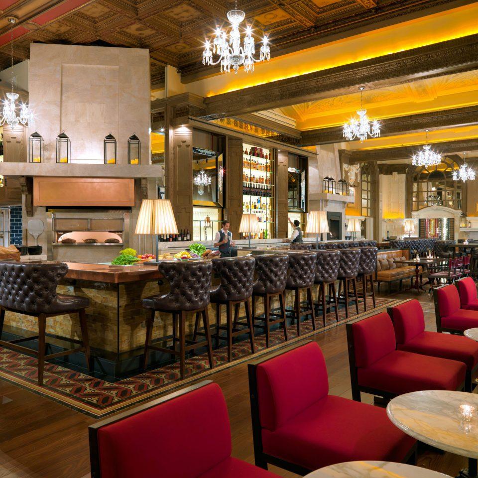 Bar Dining Drink Eat Luxury Resort chair restaurant café function hall Lobby