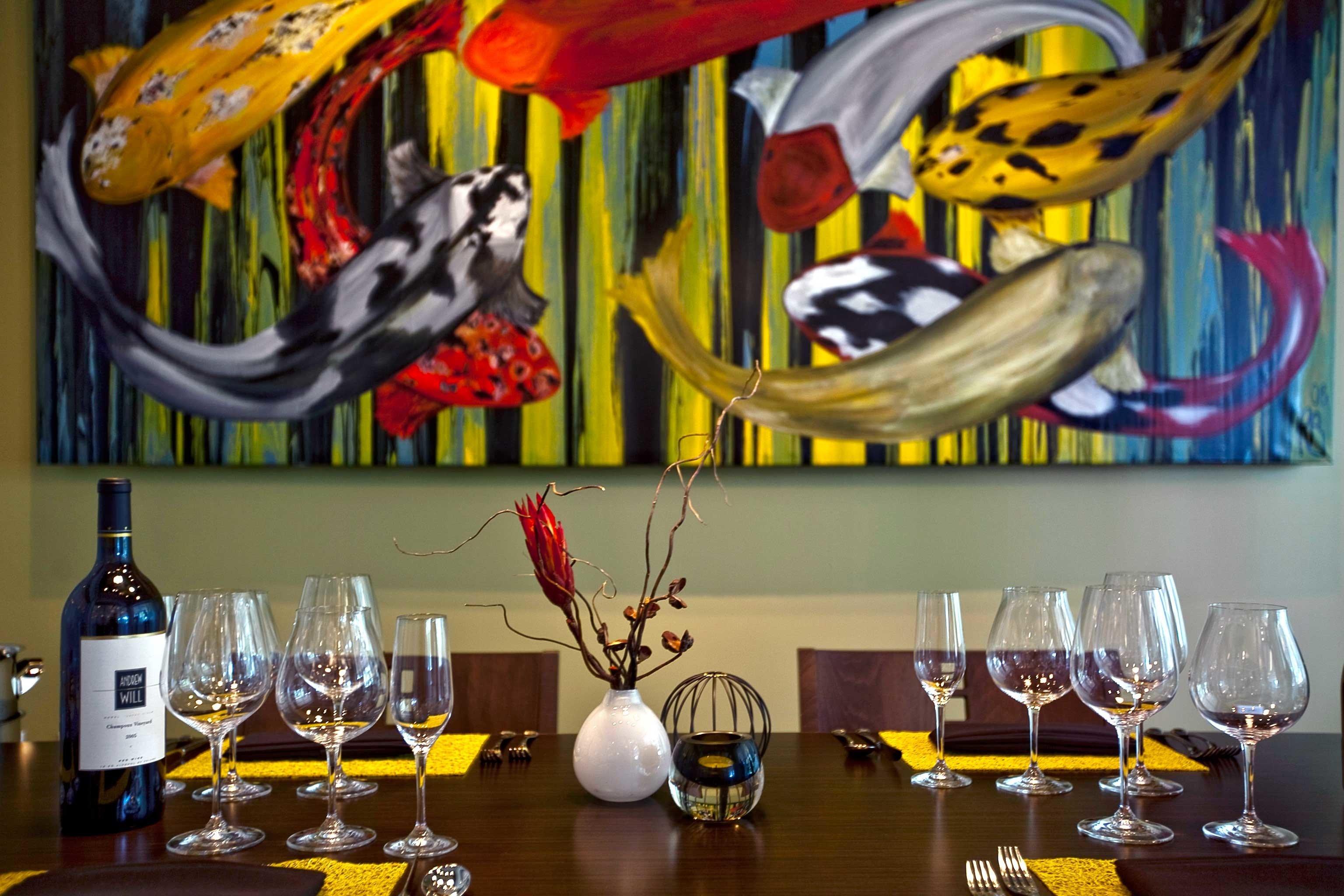 Bar Dining Drink Eat Modern art