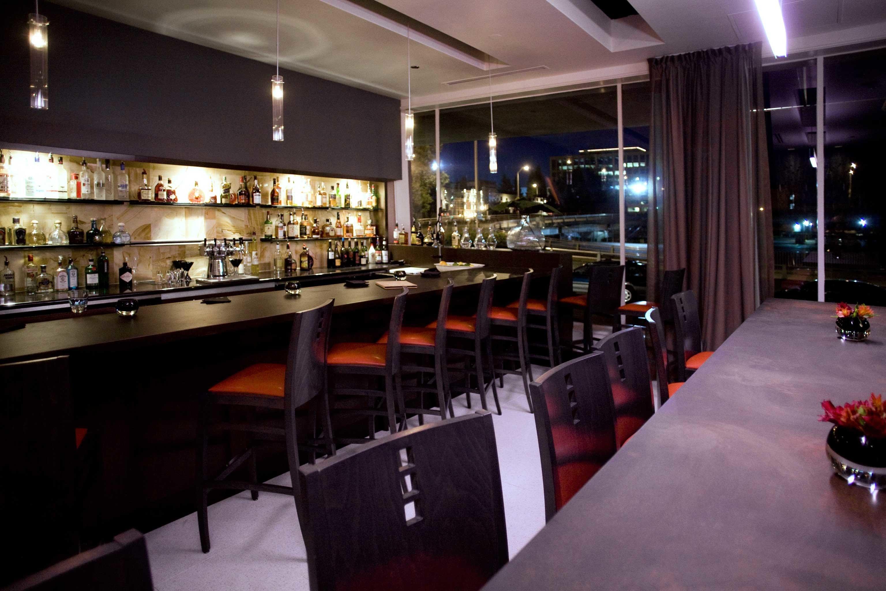Bar Dining Drink Eat Modern restaurant function hall